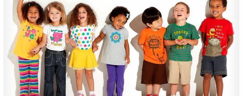 Organic Wholesale Kids Clothes