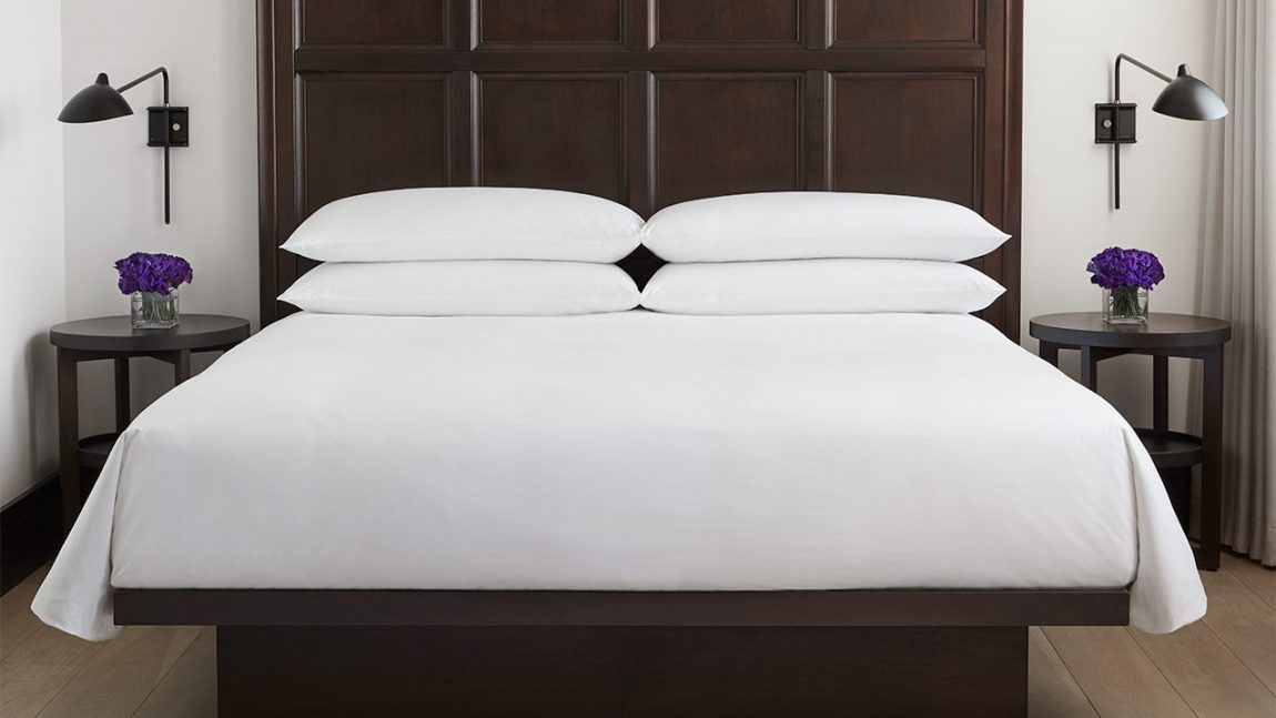 Wholesale Cotton Bed Sheets for Hotels