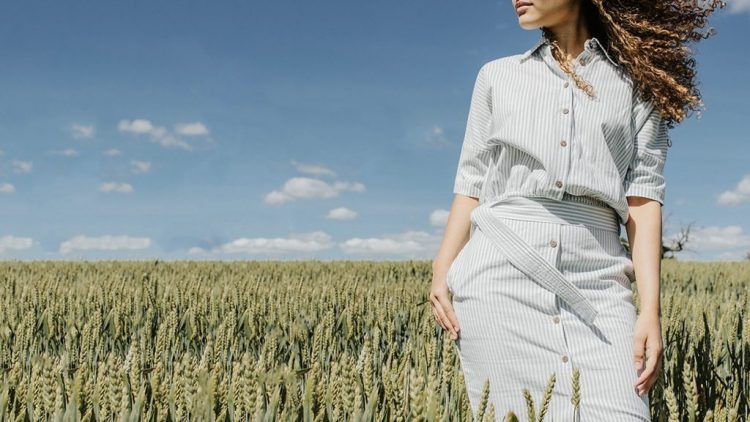 100% Organic Clothing for Women